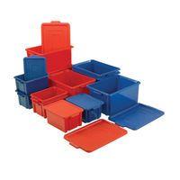 MAXI BLUE PLASTIC CONTAINER 374342