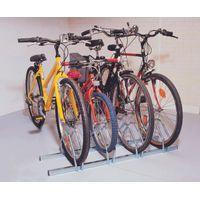 CYCLE RACK 3 BIKE CAP ALUMINIUM 309
