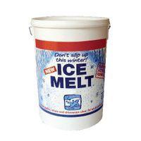 ICE MELT TUB/DISPENSER 18.75KG EA