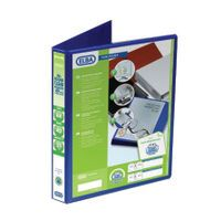 ELBA PRES BINDER A4 4D 25MM BL