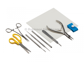 Instrapac Podiatry Partial Nail Avulsion Pack (PNA Pack) [Pack of 1]