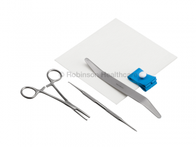 Instrapac Podiatry Total Nail Avulsion (TNA) Pack-McKays Elevator [Pack of 1]
