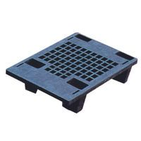 RECYCLED PLASTIC PALLET 322321