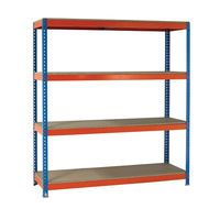 SHELVING H2500XW1500XD600MM 379051