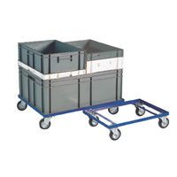 CONTAINER DOLLY BLUE