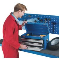BLUE 3 DRAWER TOOL CHEST 329228