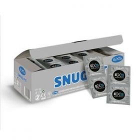 EXS Snug Fit Condom [Pack of 500]