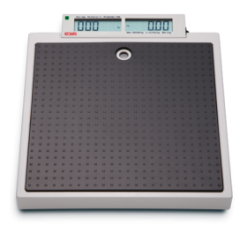 seca 878 Electronic flat scale with double facing display