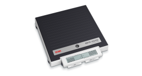 seca 878dr Electronic flat scale with customisable name label