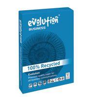 EVOLUTION BUSI A4 120GSM PK250 WHT