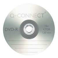 QCONNECT DVD-R CAKEBOX PK25