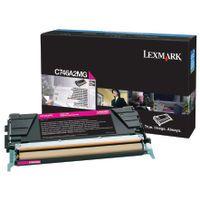 LEXMARK C746 RETURN PROG  MAGENTA