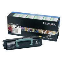 LEXMARK X203/204 RETURN PROG  BLK