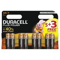 DURACELL 1.5V AA ALKALINE BATT  PK8