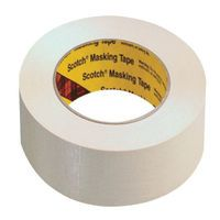 SCOTCH 50MM X 50 MASKING TAPE PK6