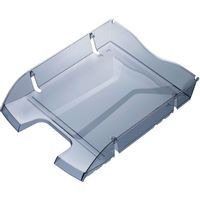 HELIT PET RECYCLED LETTER TRAY GREY