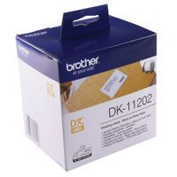 BROTHER 62MM SHIPPING LABELS