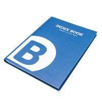 BANNER CASEBOUND BOOK RLD A-Z IDX A5