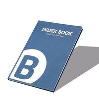 BANNER CASEBOUND BOOK RLD A-Z IDX A4