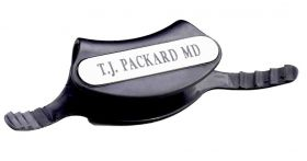 3M Littmann Stethoscope Identification Tag - Grey [Pack of 1]