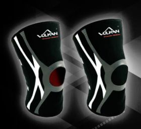 Knee Support Vulkan Dynamic Tension 5250 Open Patella Small 28cm-33cm
