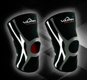Knee Support Vulkan Dynamic Tension 5250 Open Patella Medium 33cm-38cm