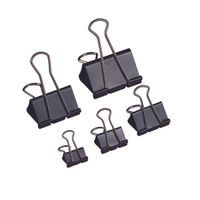 FOLDBACK CLIP 19MM BOX10