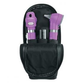 Welch Allyn Pocket LED Diagnostic Set - Purple [Pack of 1]