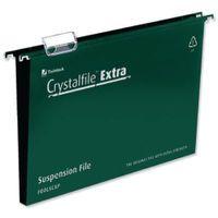 CRYSTALFILE 30MM FC GRN PK25 70631