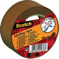 SCOTCH PAPER MAILING TAPE 50MM