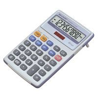 SHARP EL334 HANDHELD CALCULATOR