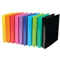 IDERAMA RING BINDER 30MM ASSORTED