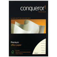 CONQUEROR CX22 A4 100G CREAM REAM