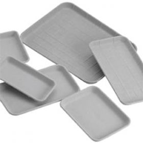 Disposable Autoclavable Pulp Tray Type 2 Small 181x89x20mm X Pack of 155