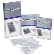 Actisorb Silver Activated Charcoal Dressing 10.5cm x 10.5cm [Pack of 10]