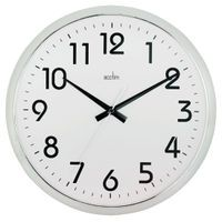 ACCTIM ORION SILENT WALL CLOCK