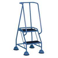 2 TREAD STEP LIGHT BLUE 385130