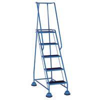 5 TREAD STEP LIGHT BLUE 385142