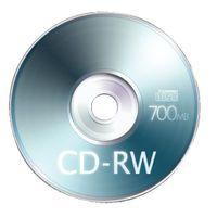 BANNER CD-RW 80MINS 700MB J