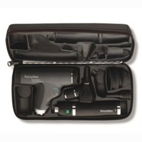 Welch Allyn PanOptic Diagnostic Set with Lithium Handle (97104-PSM)