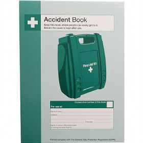 A5 Accident Books