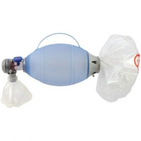 Ambu Oval Silicone Re-Usable Adult Resuscitator