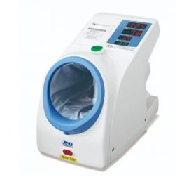 A&D TM-2657P Fully Automatic Blood Pressure Monitor & Printer with AC Power Supply Unit and Stand