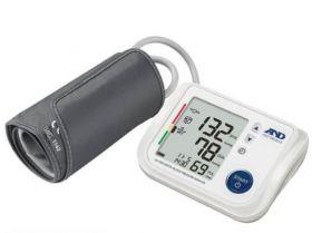 A&D UA-1020 Premier Blood Pressure Monitor with Wide Range Cuff (22-42cm)