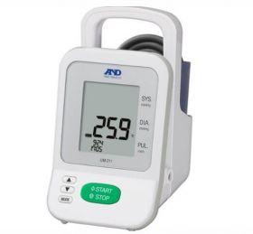 A&D UM-211 Professional Dual Measurement Blood Pressure Monitor with Adult Cuff (22-32cm)