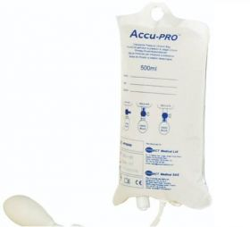 AccuPRO Pressure Infusion Bags, 500ml