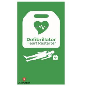 "AED Armor Phone Box ""Defibrillator"" Vinyl (Set of 3)"