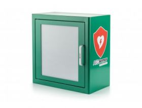 Green Metal Indoor Cabinet No alarm