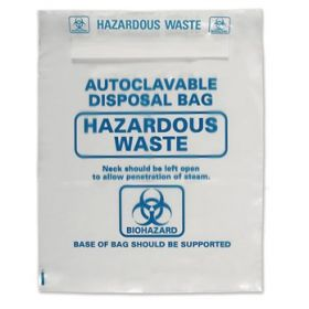 Autoclave Bags (133mm x 360mm x 200mm) [Pack of 200]