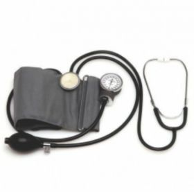 Guardian Aneroid Self Test Sphygmomanometer With Adult Self Test Self Fastening Cuff And Case [Pack of 1]